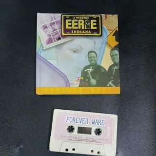 Vintage 1997 Forever Ware Casette Tape & Book