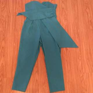 Light Blue Jumpsuit Size 10