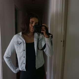 Valley girl Denim Jacket