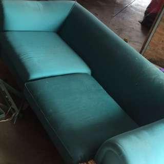 Woollen Couch