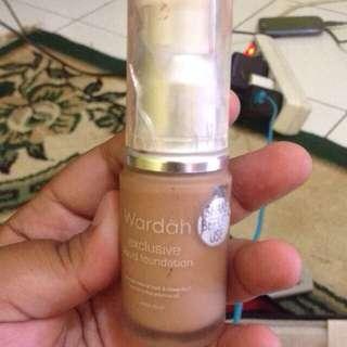 wardah foundation 04natural 90%