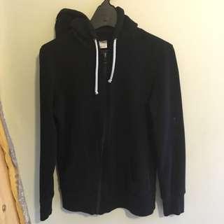 Black Hoodie Size 8