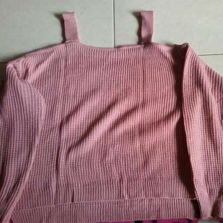 Sabrina Top Wrna Peach