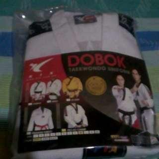 Taekwondo Uniform KIX Official Starter Set