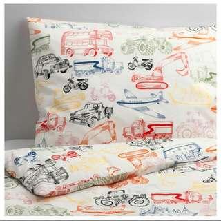 Ikea Ljudlig Children's Quilt Cover
