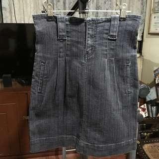 Kashieca Denim Skirt