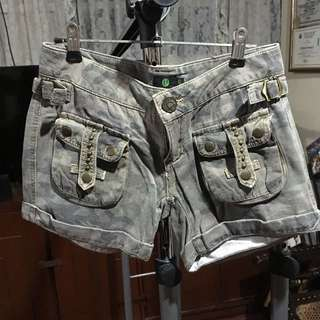 Camou Shorts