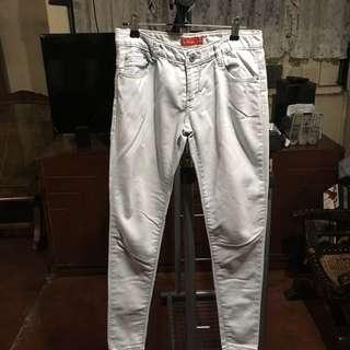 Light Denim Pants