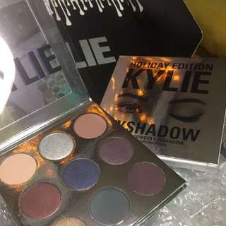 REPRICE!!! Kyshadow Holiday Edition
