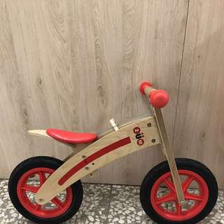 兒童木製平衡車