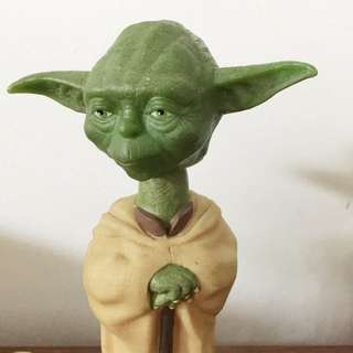Yoda Head Knocker