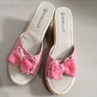Cute Wedges From ICONinenty9