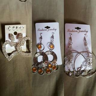 Set Of Earrings