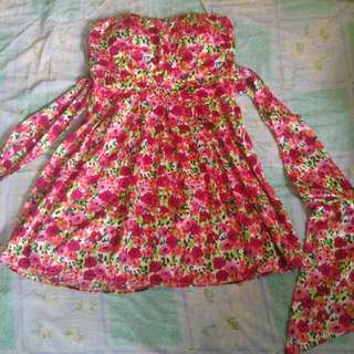 Summer Dress Charlotte Russe