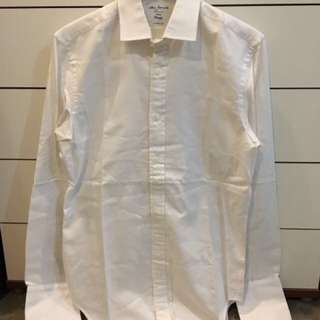 TM Lewin White Shirt (Very Good Condition)