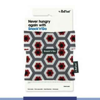 全新入口! 西班牙Roll'eat環保食物袋 現$90兩個(包郵)(新貨進口) 原價$85/個 不議價