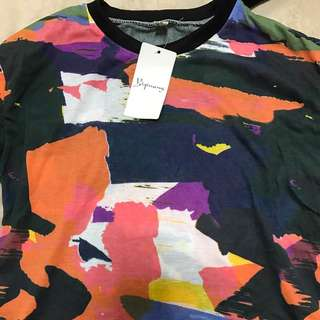 Printed Top (Brand New)