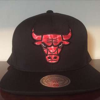 Chicago Bulls NBA Cap