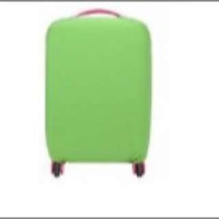 Luggage Cover Green