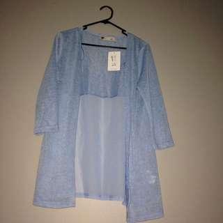size 10 TEMT cardigan