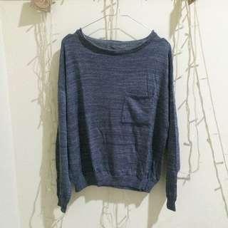 Sweater Rajut Tipis