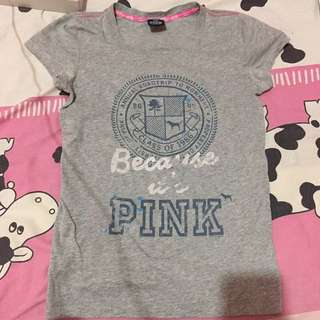 victoria secret tshirt ori