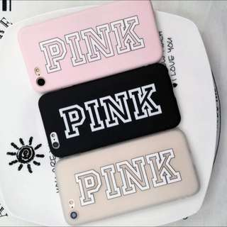 PINK iPhone Cases Victoria's Secret