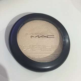 Mac Extra Dimension Skinfinish (highlighter)-Double Gleam [price Reduced]