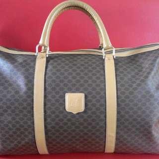 Vintage Celine Travel Bag