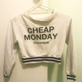 Cheap Monday Crop Jumper