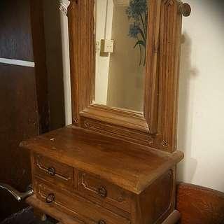 Price Revised - Authentic Jewelry Miniature Dresser