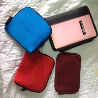Auth Nintendo DS & 2DS Organizers