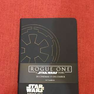 Starwars Rogue One Diary Book