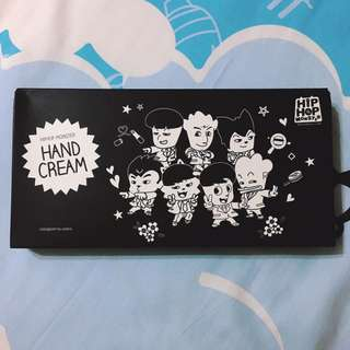 [RS] BOX ONLY - HIP HOP MONSTER HAND CREAM OFFICIAL PACKAGING