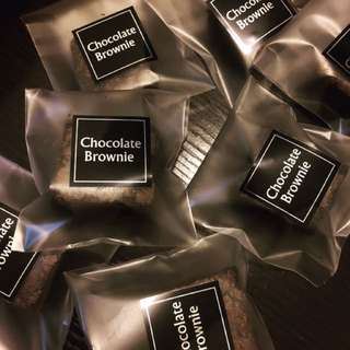 Bite Size Chocolate Brownie