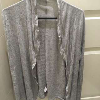 Billabong Grey Cardigan