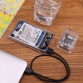 BNIB USB 3.0 External Hard Drive Enclosure