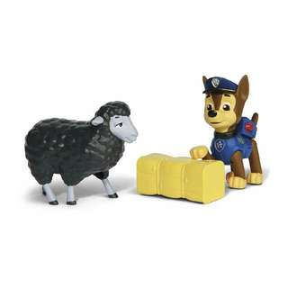 Paw Patrol, Chase and Marley Rescue Set