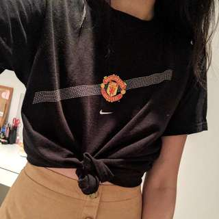 nike manchester united tee