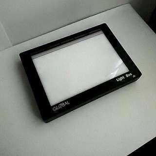 Portable A4 Lightbox