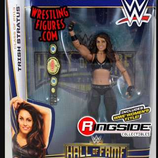 Looking For WWE Trish Stratus Hall Of Fame Elite!