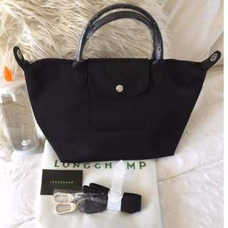 Longchamp Neo Small Bags (New, Genuine, On Hand and Available in 4 colours)