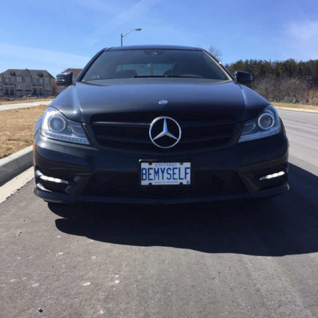 2012 C350 Coupe For Sale