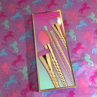 Tarte Limited Edition Unicorn Magic Wand Brush Set