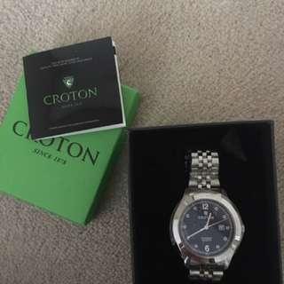 Carton Diamond Quartz Watch
