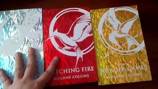 WTB cheap And Beautiful Sets Of The Hunger Games Books