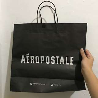 Branded Paper Bags (4 Pieces)