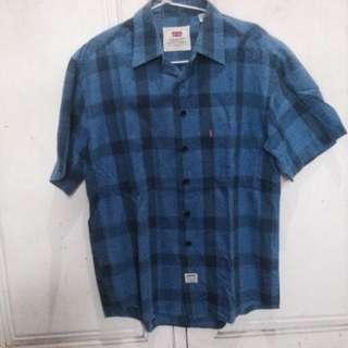 Levi's Flanel Shirt