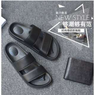 Double Strapped Slip On