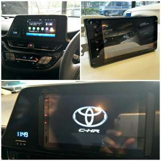 ATC Android For Toyota C-HR